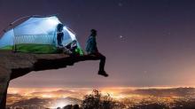 """""""Tú no dormiste ahí""""… la divertida cuenta en Instagram que se burla de los campistas"""