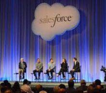 Salesforce, Hewlett Packard Slip Post-Earnings