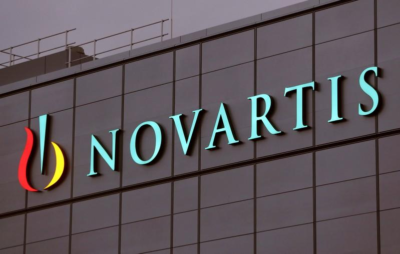 Novartis boosts earnings forecast again as new gene therapy Zolgensma shines