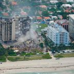 Emergency responders conclude search for bodies at collapsed Miami condo building