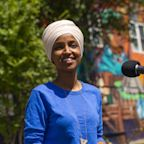 Rep. Ilhan Omar wins contentious Democratic primary election in Minnesota