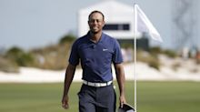 Tiger Woods' comeback begins with Bridgestone ball deal