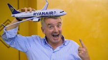 Ryanair boss Michael O'Leary in line for £100m payday