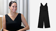 Meghan Markle steps out in $163 Everlane jumpsuit for the second time