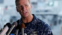 After Deadly Collisions In Asia, Commander Of Navy's 7th Fleet To Step Aside