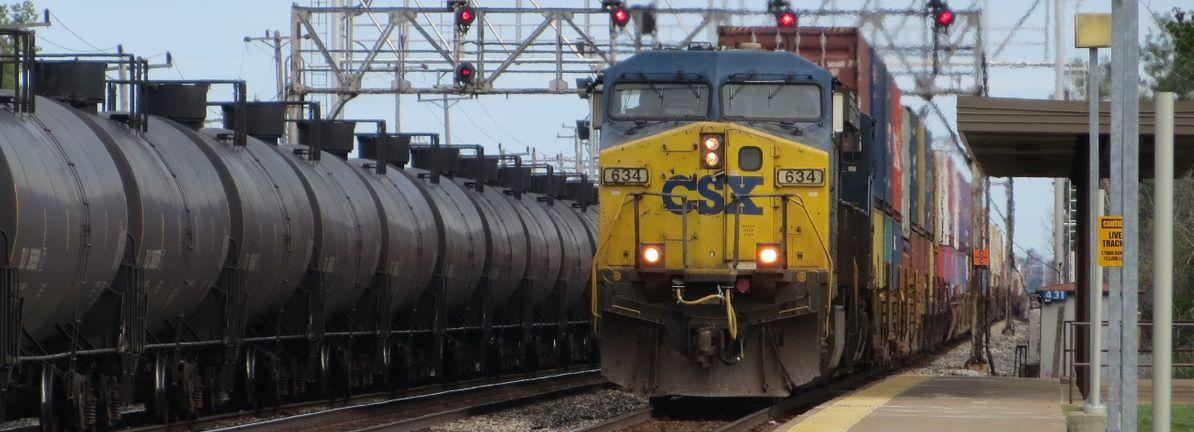 What Kind Of Investor Owns Most Of CSX Corporation (NASDAQ:CSX)?
