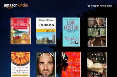 Kindle for iPad and tablets makes the scene