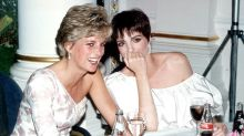 Princess Diana's celebrity friends