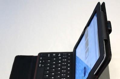 Props Power and Keyboard Case for iPad: review and giveaway