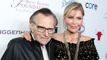 Larry King files for divorce from seventh wife Shawn after 22 years of marriage