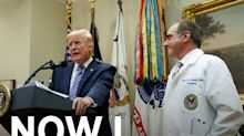 Now I Get It: Trump's physical exam