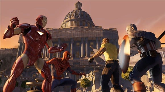 Activision: Marvel: Ultimate Alliance 2 DLC on PSN was a 'limited time offer'