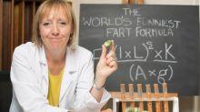 Formula for world's 'funniest fart' revealed