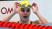 Olympics-Swimming-McKeown quickest in 100m backstroke qualifying
