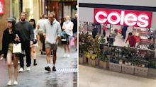 Coles, Woolworths, Aldi join list of Covid exposure sites