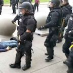 British Embassy voices concern over US police handling of George Floyd protests