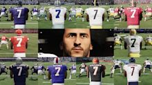 We put Colin Kaepernick on every NFL team in Madden 21. Here's what happened