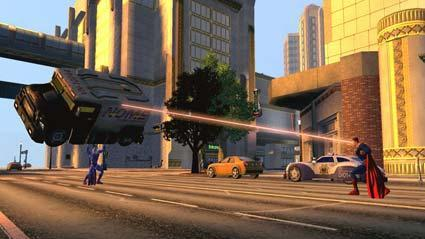 DCUO ramps up for Comic-Con and additional gameplay details