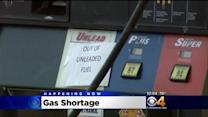 Some Gas Stations In Denver Running Out Of Gas
