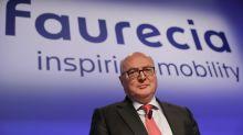 Car parts maker Faurecia sees record profits in 2022, shares rise