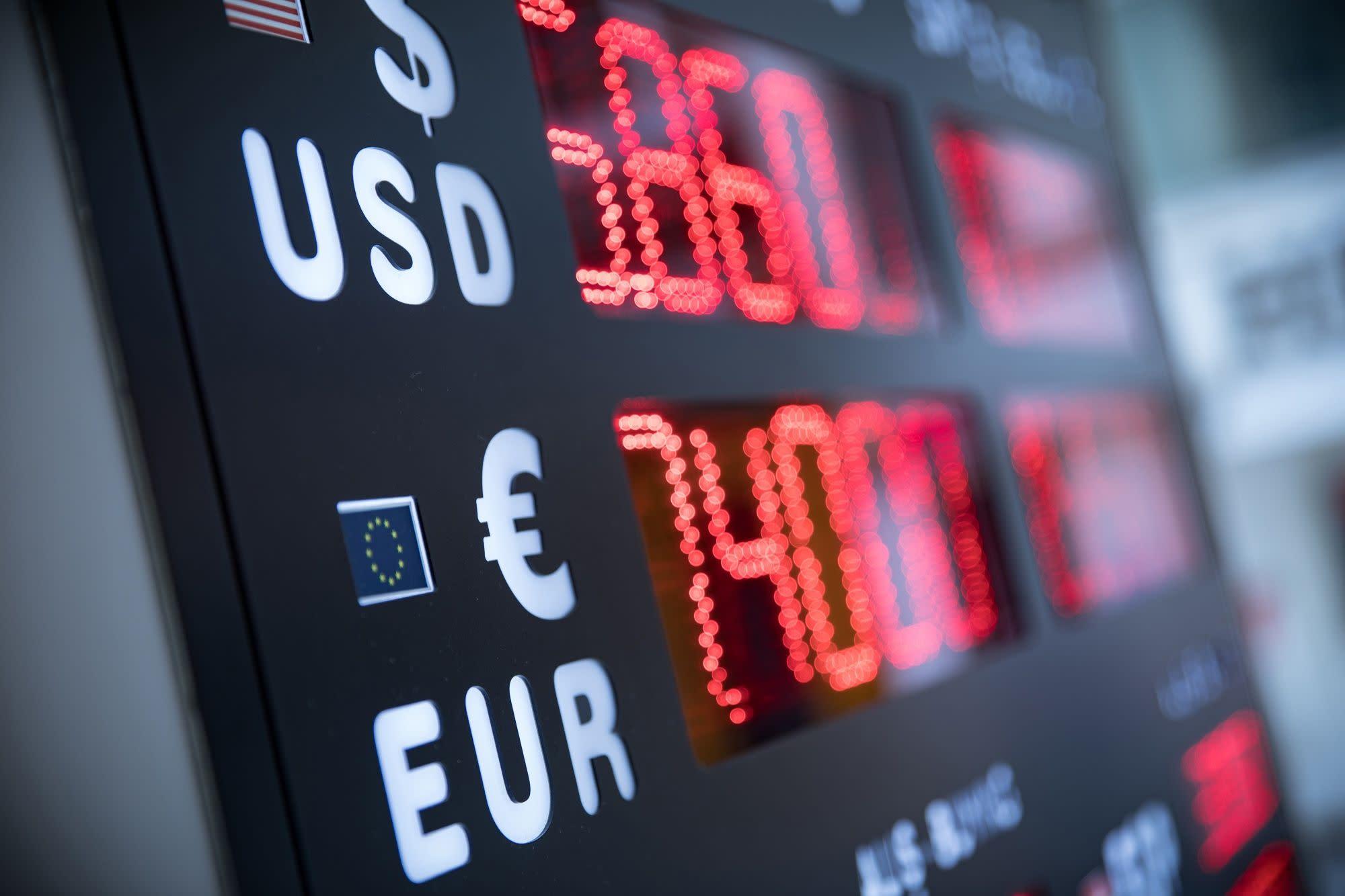 Photo of Weak Dollar Meets Wobbling Euro in Funding Currency Battle
