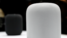 Apple's delayed HomePod speaker is finally going on sale (AAPL)
