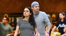 Pregnant Mila Kunis Goes Grocery Shopping With Ashton Kutcher Weeks Before Her Due Date: Pics!