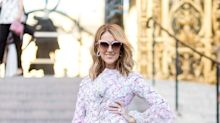 Celebrities Shine at Paris Haute Couture Fashion Week 2017