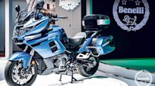 Benelli 1200GT launched in China at around Rs. 11.5 lakh
