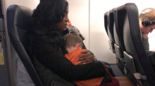 'Pay it forward': Mother flying with kids ages 2 and 5 is shown kindness by 3 different women