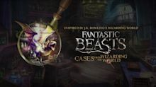 Harry Potter spin-off Fantastic Beasts is getting a mobile game