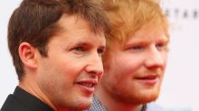 Ed Sheeran Is Helping James Blunt Out With His NEW Album