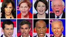 Democratic Candidates Tussle Over Gun Control Ahead Of Fourth Debate