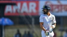 Kohli out for duck but India lead in Bangladesh Test