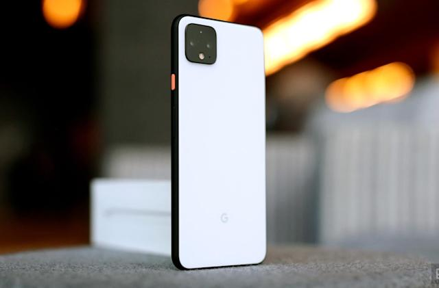 Google explains when it slows down the Pixel 4's Smooth Display