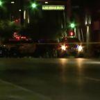 2 Las Vegas shootings, 1 officer shot amid Floyd protests