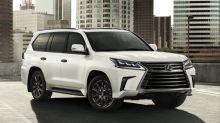 2021 Lexus LX 570 gets an Inspiration Series run of 500 units