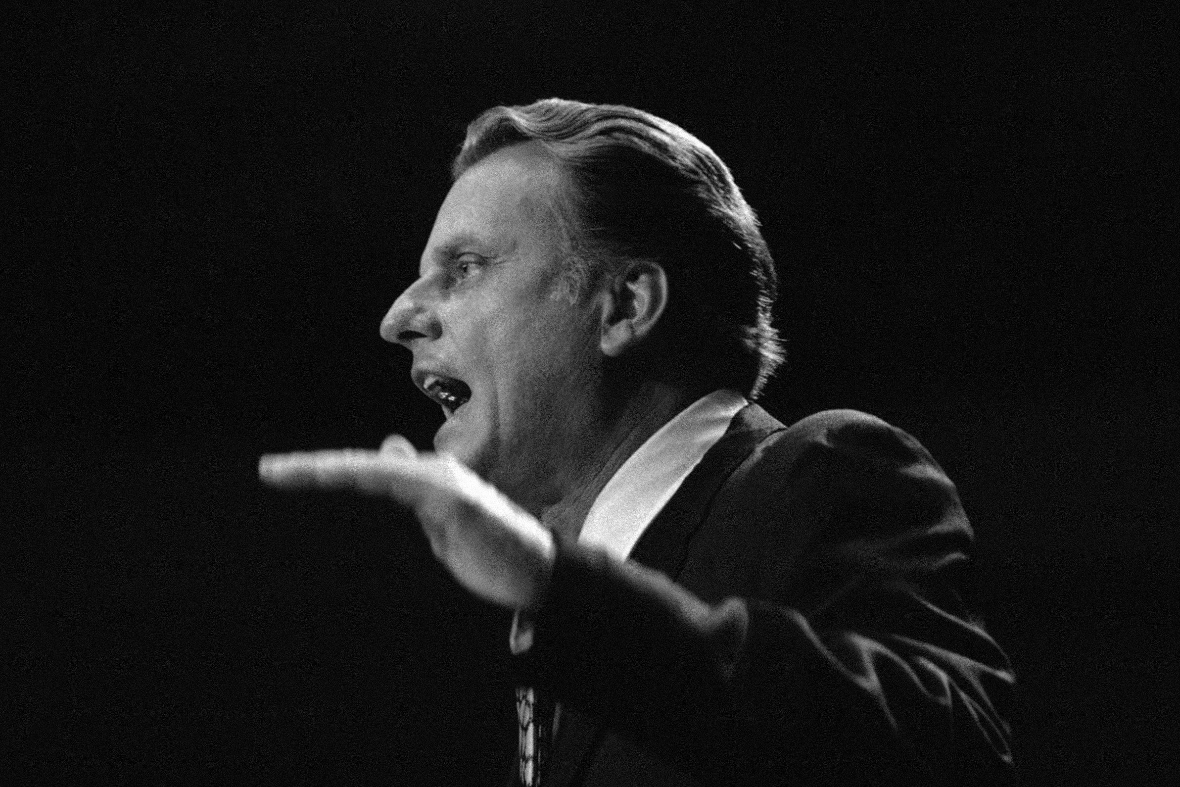 billy graham was one of the The rev billy graham, the christian evangelist whose worldwide crusades and role as adviser to decades of us presidents made him one of the best known religious figures of his time, died.