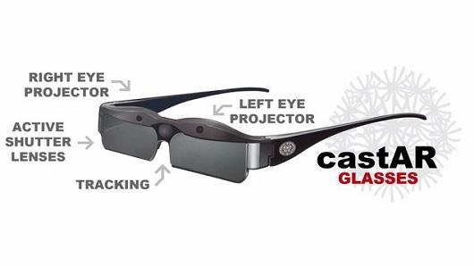 Ex-Valve employees crowdfund augmented reality glasses