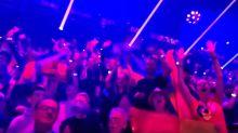 Eurovisión y el shock de ver un pabellón abarrotado de público sin mascarillas