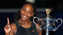 Serena Williams angers women by saying giving birth will make her a 'real woman'