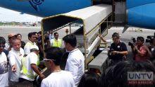 Body of slain OFW in Slovakia arrives in PH
