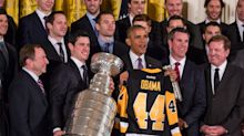 Penguins wrong to accept Trump's invitation with feeble statement