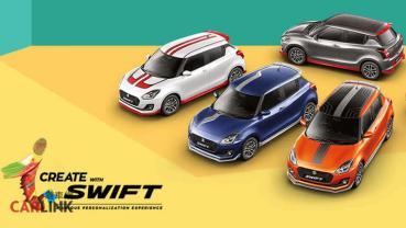 印度神車SUZUKI Swift,一年銷售超過16萬輛!