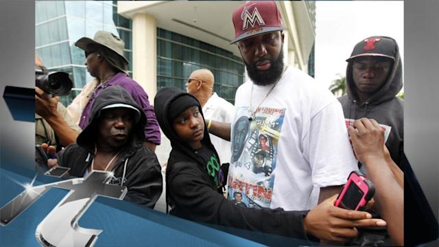 George Zimmerman Breaking News: Trayvon Martin's Father Not Going Away