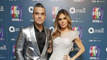 Ayda Field says Robbie Williams dumped her multiple times before they married