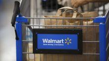 Investors dump Walmart shares on slowing online growth