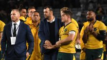 World Cup squad a challenge for Cheika