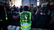 «Gilets jaunes» à Paris: Quelques milliers de manifestants et 59 personnes interpellées