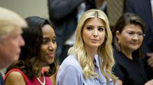 Ivanka Is Becoming a Government Employee